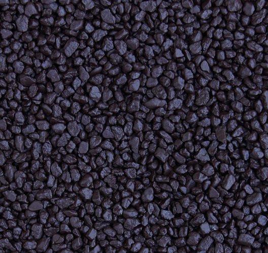 Кварцевый песок цветной V-8 (тёмно-коричневый 1 кг)