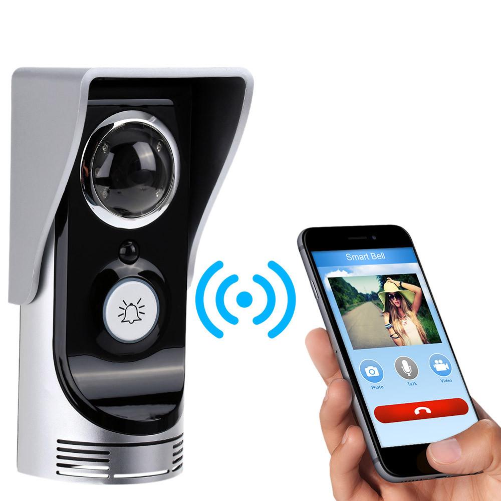 WiFi видеоглазок с датчиком движения Home Light F1 HD