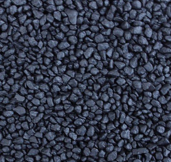 Кварцевый песок цветной V-10 (чёрный 1 кг)