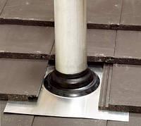 Кровельный проход Sidek Aluminium (Master Flash) для черепицы, шифера и битумных крыш, фото 1