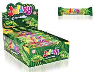 Желейные конфеты Крокодил Jelaxy 24 шт 20 гр