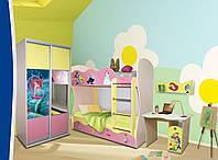 Детская комната Волна