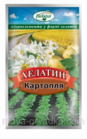 Хелатин Картопля 50мл