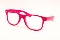 Малиновые очки для стиля