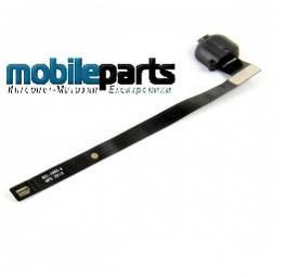 Оригинальный аудио шлейф (Air 2 audio flex) Apple iPad 6 (Черный)