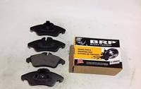 BRP LP980 Колодки тормозные передние MB Sprinter 208-316 96- Ate
