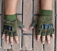Перчатки Oakley Тактические (Короткопалые)