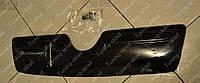 Зимняя накладка на решетку радиатора Шкода Октавия А5 (заглушка решетки Skoda Octavia A5)
