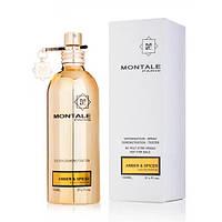 Тестер. Парфюмированная вода Montale Amber & Spice (Монталь Амбра и Специи) 100 мл