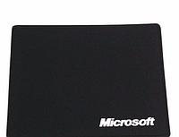 Коврик для мышки Microsoft big (25*29*0.2 см), игровой коврик для компьютерной мышки
