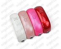 LED-лампа для гель-лака, шеллака 9 Вт (шампань, белый, розовый, красный)