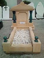 Надгробие из мрамора МК - 12