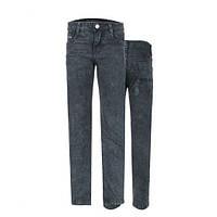 Подростковые джинсы-варенки для мальчиков серые Glo-story В остатке 134р.