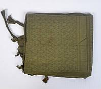 Тактическая арафатка (платок) однотонная зеленого цвета