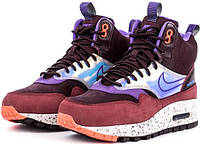 Кроссовки Nike Air Max 87 Mid Waterproof Purpure 2 - 1450 -2