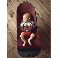 Шезлонг-стульчик для новорожденных BabyBjorn Balance Soft