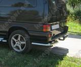 Защита заднего бампера Volkswagen Transporter T 4, фото 3