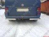 Защита заднего бампера Volkswagen Transporter T 4, фото 4