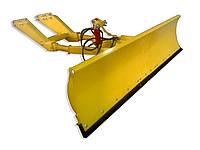 Лопата отвал гидро-поворотная для снега на трактора МТЗ