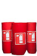 Подставка под огнетушитель металлическая напольная