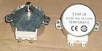 Мотор для микроволновой печи 220-240V (стальной вал) 4W 2.5 R. P. M