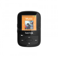 MP3, SanDisk Sansa Clip Sport Plus 16GB czarna