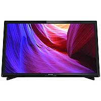 Телевизор Philips 24PHT4000 (100Гц, HD, DVB-T2)