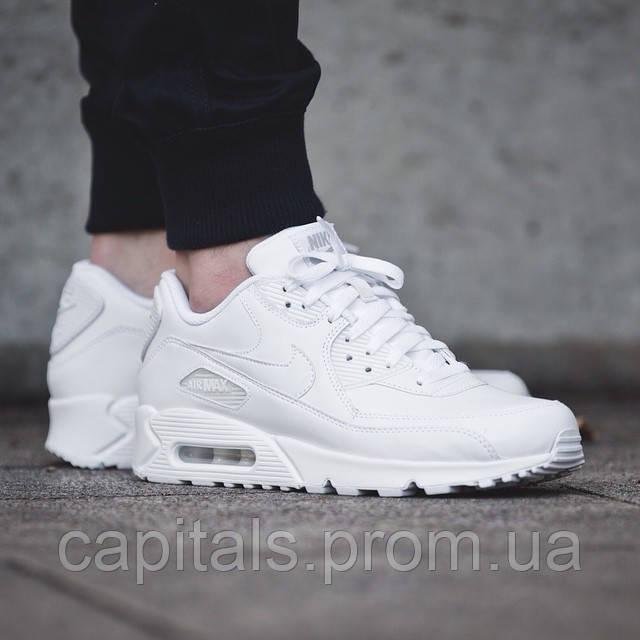 8f77c23ae6c2 Женские кроссовки Nike Air Max 90 Leather