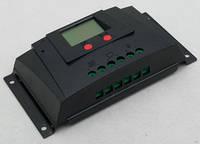 Контроллер заряда аккумулятора Juta (20А, 12/24В, PWM) CM20D