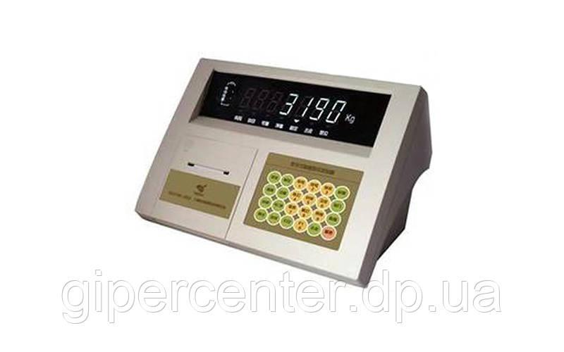 Весовой индикатор для цифровых датчиков DS3Qp (пластик/настольного исполнения)