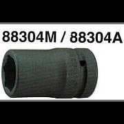 Инструмент HANS. Головка ударн глубокая 1DR 6-гран.36мм (L-80mm) (88304M-36)