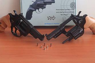 Револьвер под патрон Флобера Сафари 431м бук 3''