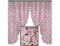 Комплект штор Прованс из водоотталкивающей ткани Robert Rose, арт. MG-117004
