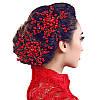 Гребінь весільний вечірній Аврора для волосся весільні прикраси, фото 3