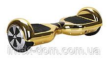 Гироборд Smart Хром Gold