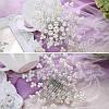 Гребень свадебный вечерний Аврора для волос свадебные украшения, фото 4