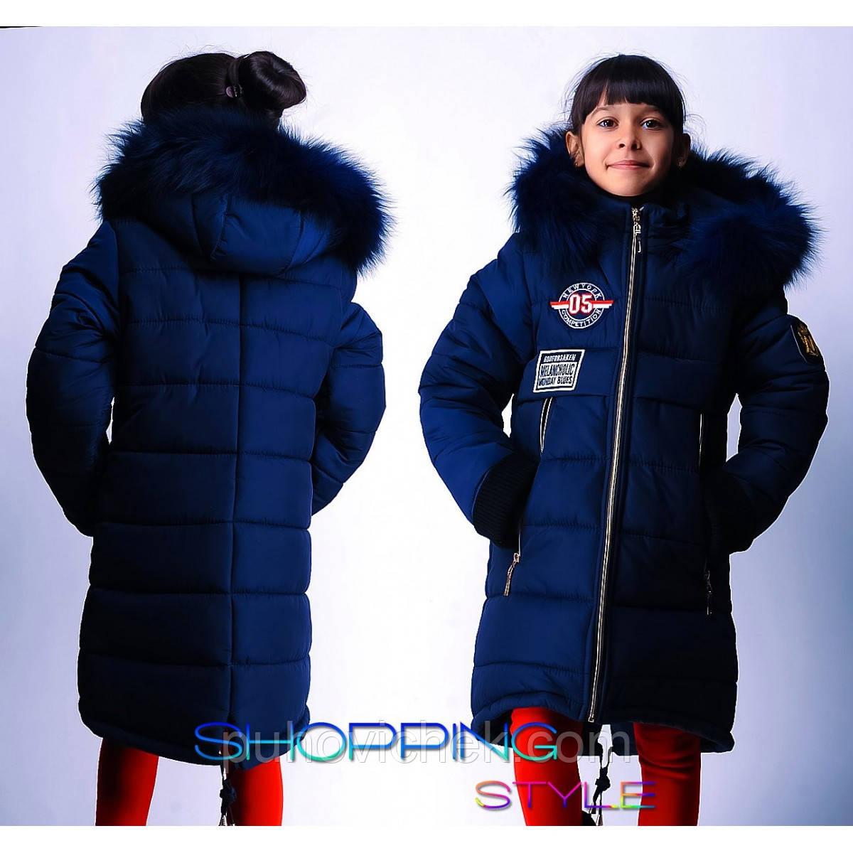 Зимние куртки и пуховики для девочек интернет магазин Украина