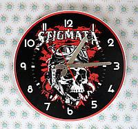 Настенные часы Stigmata
