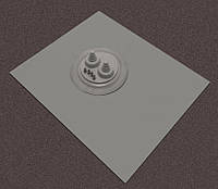 Кровельный проход Solardek (Master Flash) для черепицы, шифера и битумных крыш