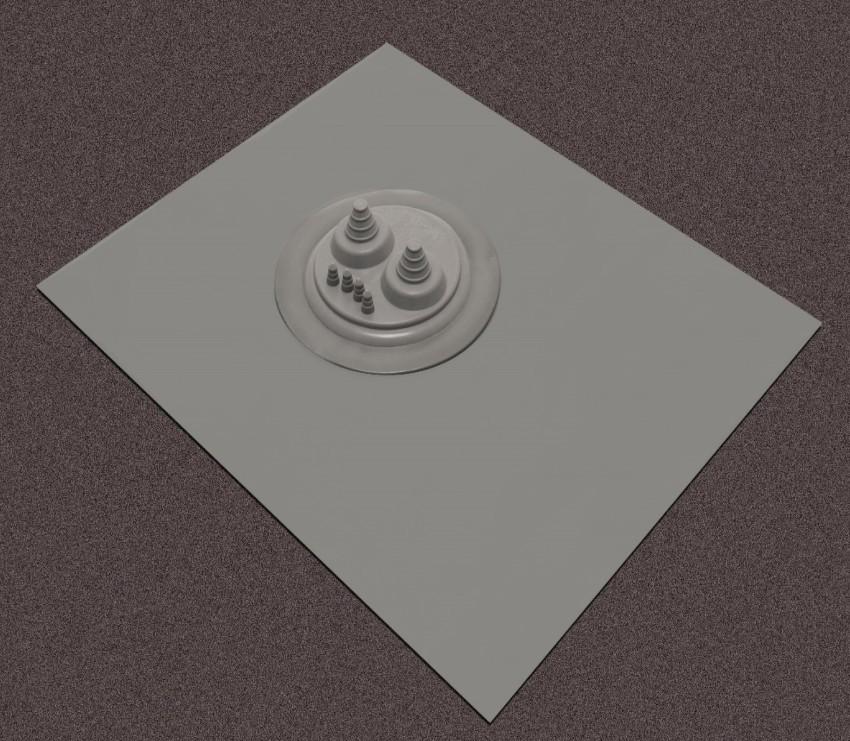 Кровельный проход Solardek (Master Flash) для черепицы, шифера и битумных крыш - Оксамит Винница в Виннице