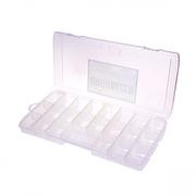 """Ящик для метизов Alloid, 24 ячейки, пластмассовый, 15.5"""", 385х200х50мм (MJ3199)"""