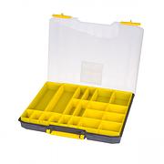"Ящик для метизов Alloid, 20 ячеек, пластмассовый, 16,5"", 415х330х55мм (MJ3135)"