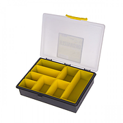 "Ящик для метизов Alloid, пластмасовый, 8 ячеек, 9,5"", 240х195х55мм (MJ3132)"