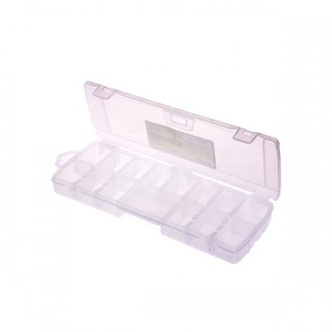 """Ящик для метизов Alloid, 14 ячеек, пластмассовый, 12"""", 300х115х40мм (MJ3198), фото 2"""