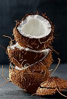 Схема для вышивки бисером POINT ART Кокосовое наслаждение, размер 19х28 см