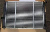 Радиатор охлаждения с кондиционером AVEO ( 600 мм) КАР Корея 96444386, 96816483