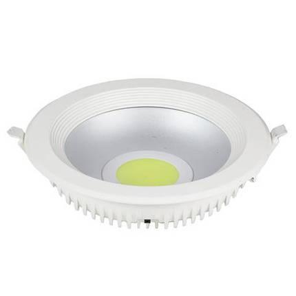 Светодиодный светильник Horoz (HL6978L) 30W 4200K кругл. белый (потолочный) Код.55899, фото 2