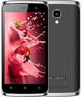 """Смартфон Bluboo Mini black черный (2SIM) 4,5"""" 1/8 GB 5/8 Мп 3G оригинал Гарантия!"""