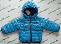 Детская куртка демисезонная для мальчика рост  90, 100, 110, 130 см