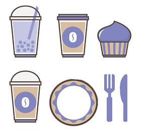 Одноразовые стаканы, тарелки, ланчбоксы, шпажки и трубочки